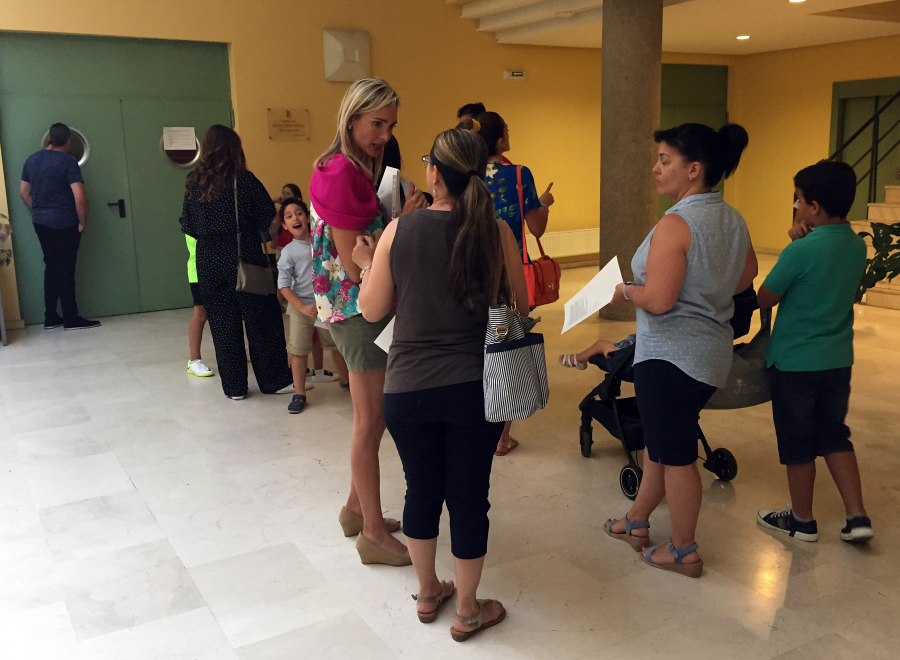 Gran participación en el casting para el spot de la Feria de San Julián