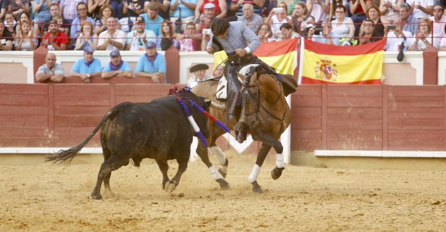 Diego Ventura triunfa a lo grande en el cierre de San Julián