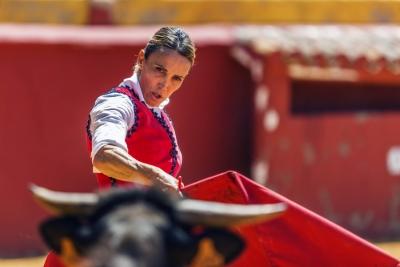 Reaparición solidaria de Cristina Sánchez en Cuenca con Ponce y El Juli