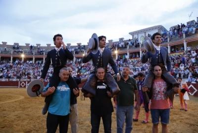 Cierre triunfal para la Feria de San Julián