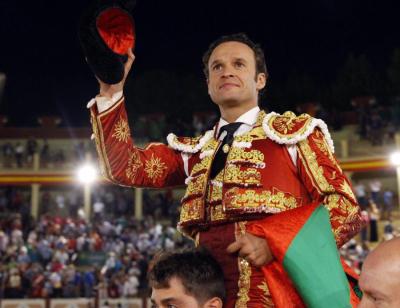 Un triunfal Ferrera pone el broche a la Feria de San Julián