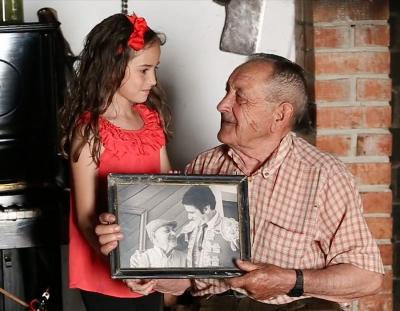 «El abuelo vuelve a los toros»