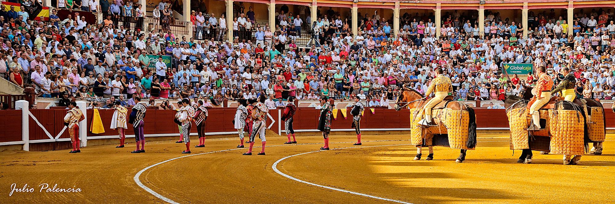 Maxitoro. Plaza de Toros de Cuenca
