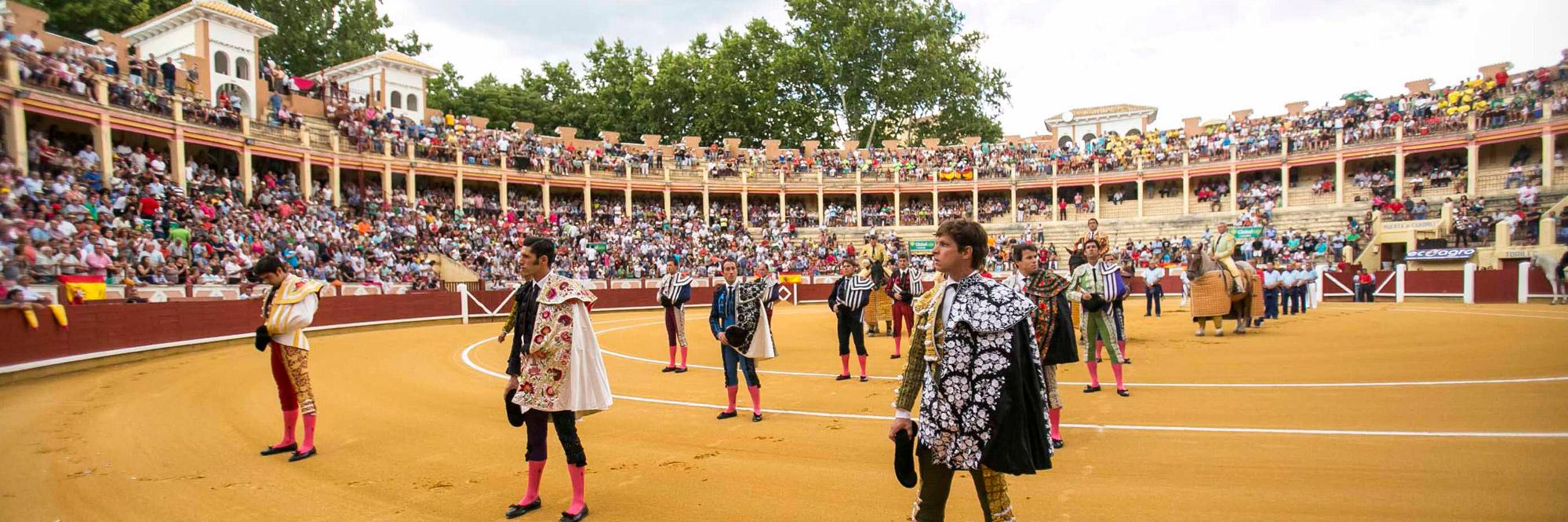 Maxitoro. Feria taurina de San Julián, Cuenca